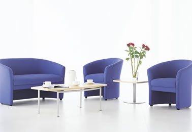 Barolo Reception Seating