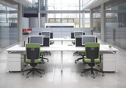 Corssover office furniture Aberdeen