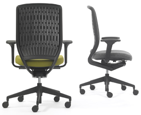 Evolve office chair