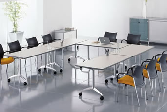 Office Furniture Training Tables
