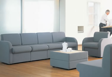 Simplex Reception Seating